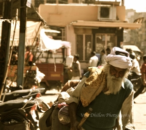 Wandering through Jodhpur