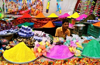 Holi anyone? Rajasthan