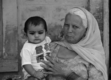 Proud Grandmother, Jodhpur