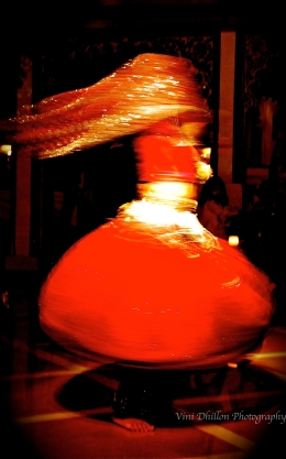 Whirling Dervish! (Rajasthani style!)